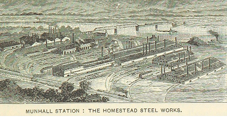 Homestead-Steel-Works